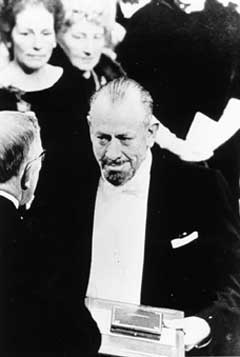 Nobel Prize For Literature John Steinbeck John Steinbeck's Six T...